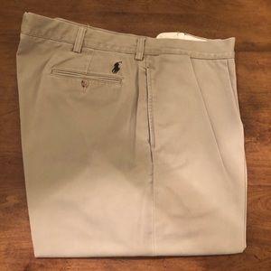 Ralph Lauren khakis 42x30